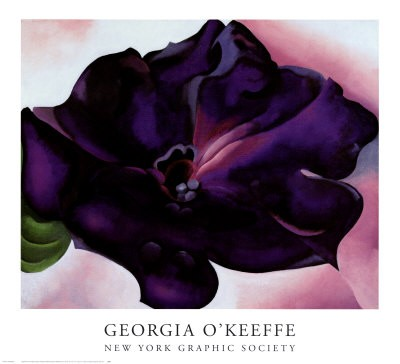 Agenda verde l 39 angolo di simo for Georgia o keeffe opere